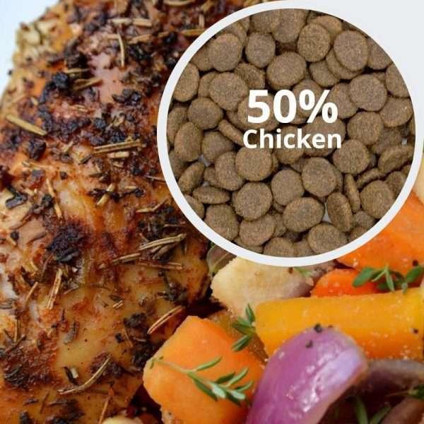 Behavioural Balance: Chicken, Sweet Potato and Herb