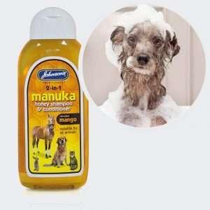 manuka dog shampoo